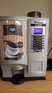 Distributrice à café Genesis