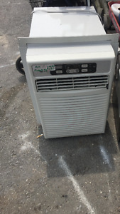 Air conditioners 10,000 vertical & 12000 portable as new !!!