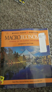 Econ 302 - Macroeconomics - 7th Ed - by Parkin and Bade