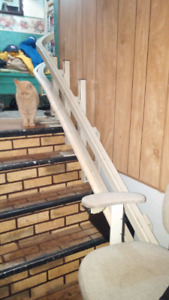 "TRADE A 2003 SALARIA STAIR LIFT FOR 12-14"" BANDSAW"