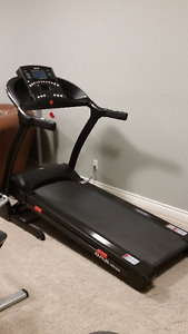 Treadmills • OMA • 1951 Folding Treadmill