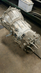 Allison 6 speed transmission from a 2009 gmc lmm duramax 2500hd