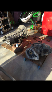Dodge Ram, Durango, Jeep transmission and transfer case.