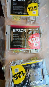 Ink for an Epson printer. Brand new $10.00 for all obo