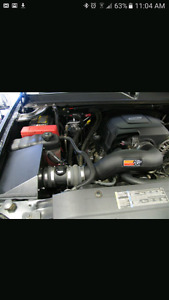 K&n  pipe for 2010 gmc