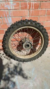 98 rm 250 back tire