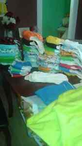 37 cloth diapers