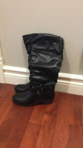 Black Women's boots - New