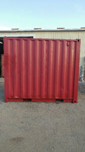 8'x10' Containers for Storage