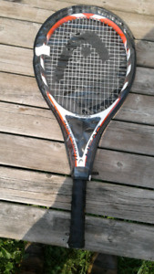 Tennis rackets set of two
