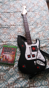 Rock band 4 xbox one (situé à lacolle)