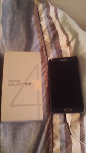Samsung galexy note 4 for sale