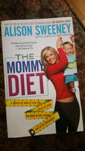 The mommy diet book