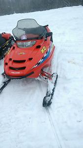 2001 Polaris Indy xc