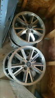 16 inch rims from 2005 - 2009 Mustang