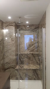 Shower Walls ,Shower Bases , Vanity Tops and More Stratford Kitchener Area image 6