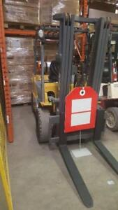 Caterpillar 5000lbs LPG Forklift - LDI Certified - Only $8,995.00!