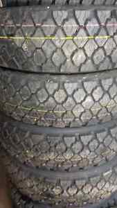 4 BRAND NEW 245 70 19.5 TIRES  IRONMAN