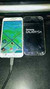 Samsung s5 and s4