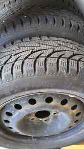4WINTER CLAW TIRES RIMS AND COVERS St. John's Newfoundland image 4
