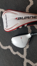 Left hand TaylorMade Burner Superfast 2.0 rescue 3 Wood