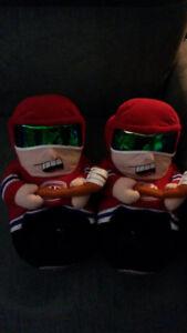 Pantoufles Canadiens