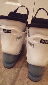 Size 21 Boots, Skis, Poles and Goggles