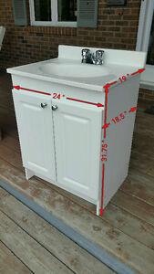 beautiful Bathroom cabinet 24 inches