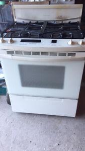 Kitchen aid gaz stove