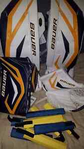 Goalie Equipment NEW WITH TAGS! Awesome Christmas gift London Ontario image 1