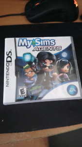 My Sims Agents - DS