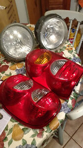 Jeep liberty  front n rear lights Peterborough Peterborough Area image 1