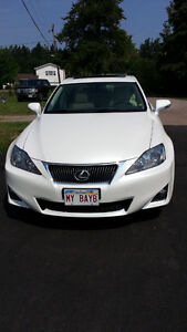 2013 Lexus IS AWD Premium Sedan Extended Warranty!