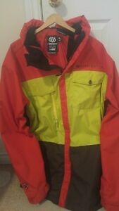 686 Snowboard Jacket.. Mens size XL
