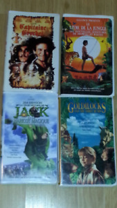 disney film video VHS