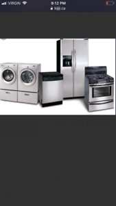 FREE APPLIANCE PICK UP/REMOVAL CALL OR TEXT 226-317-0812*****