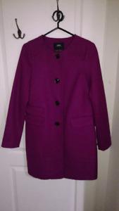 ❤️ Manteau en laine MEXX 36 (Small) COMME NEUF/ Women's jacket