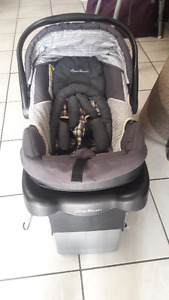 Eddie Bauer infant car seat with base $30