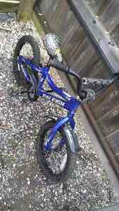 Bicycle..Childs... Raleigh..for 4 - 7 year old..$30.00