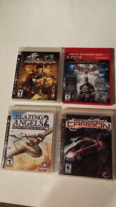7 PS3 GAMES