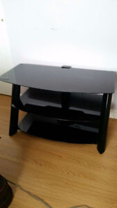 TV Stand dark glass 48""