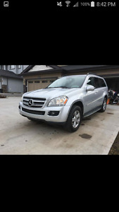 2007 Mercedes-Benz GL-Class 450 SUV, Crossover