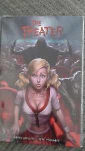 The Theater illustrated novel by Zenescope