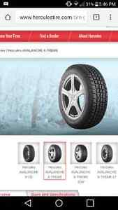 Hercules Avalanche Xtreme snowtires for sale