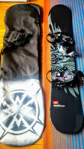 Snowboard+case+bindings+boots