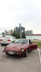 1979 Datsun 280zx. Give me a reasonable offer