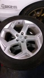 """Range Rover sport 20"""" alloys"""