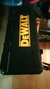 Dewalt heavy duty reciprocation saw