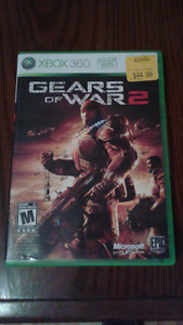 Gears of Wars 2 xbox 360