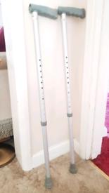 Pair of Walking Sticks